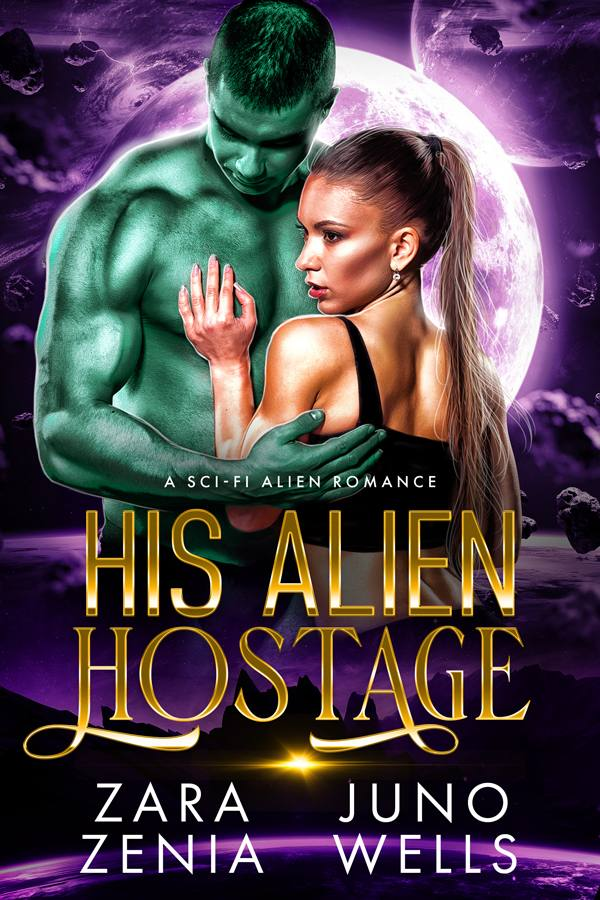 His Alien Hostage