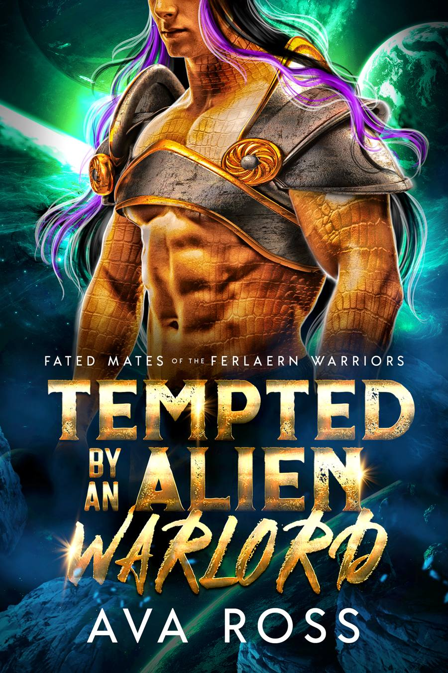Tempted by the Alien Warlord